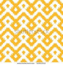 seamless geometric ikat pattern stock vector 522615526 shutterstock