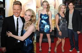 pictures of amanda seyfried and christopher egan at the la