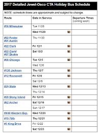 cta schedule details cbs chicago