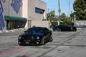 2007 Black Mustang 2008 Knight Rider Shelby Gt500kr Kitt Official High Res Image Gallery