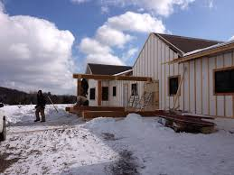 icf cabin minden ranch style bungalow