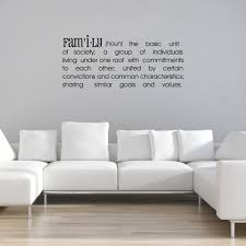 family wall decal family definition family quotes family