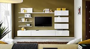 Gloss Living Room Furniture Bmf Italy Modern High Gloss Living Room Bedroom Studio Flat