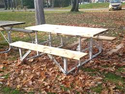 plastic convertible bench picnic table furniture pvc picnic table pipe plans coated tables diy plastic