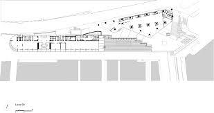 restaurant floor plan pdf yacht club de monaco foster partners archdaily
