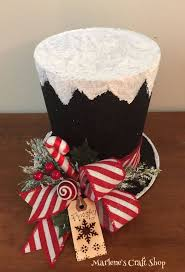best 25 snowman hat ideas on pinterest coffee can snowman hat