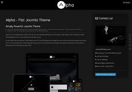 Joomla Templates Top 10 Responsive Joomla Themes Themes Templates