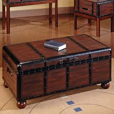 rustic coffee table with storage coffee table storage large trunk coffee table chest canada table