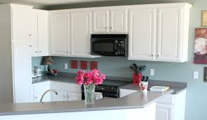 Benjamin Moore Paint For Cabinets Painted Kitchen Cabinets With Benjamin Moore Simply White Paint