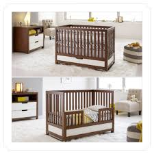 Bratt Decor Crib Craigslist by Convertible Baby Crib From Crib To Toddler Bed Convertible