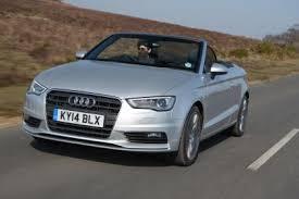 audi a3 convertible review top gear audi a3 cabriolet auto express