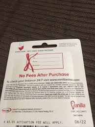 gift cards with no fees the vanilla visa gift card a practical convenient gift idea for