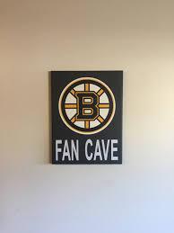 boston bruins home decor boston bruins fan cave wood sign boston bruins wood sign