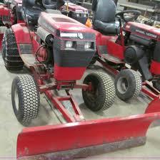 toro 520 hydro wheel horse garden tractor item r9161 sol