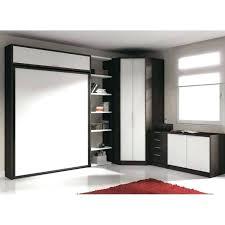 armoire bureau intégré armoire lit bureau escamotable integre beau ikea verticale au