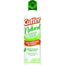 Mosquito Spray For Backyard by Cutter Natural 14 Oz Aerosol Outdoor Fogger Spray Hg 95916 1