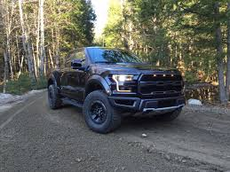 Ford Raptor Blue - on the road review ford f 150 raptor supercab the ellsworth