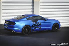 lethal mustang lethal s 2015 ford mustang gt build is underway s197 mustang