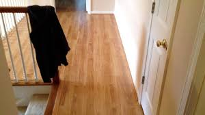 Laminate Flooring Installed Light Color Pergo Laminate Flooring Youtube