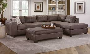 Sectional With Ottoman Chaise Sectional With Storage Ottoman The Dump America S