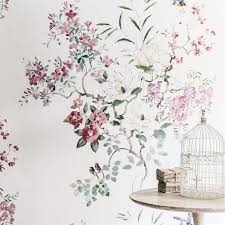 Magnolia Wallpaper Style Library The Premier Destination For Stylish And Quality
