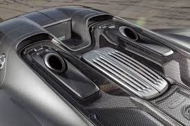 porsche 918 spyder engine porsche 918 spyder puts on electrifying performance motor trend