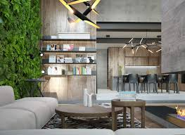 Living Room Wall Lights Homes With Inspiring Wall Treatments And Designer Lighting