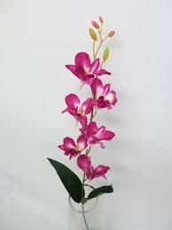 Dendrobium Orchid F0130 Dendrobium Orchid Singapore Orchid 70cm Pink U2013 Artistic