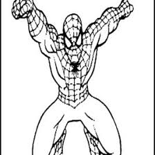 free printable spiderman coloring pages kids pictures print