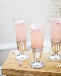 9 cocktail ideas that feature floral martha stewart weddings