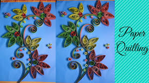 diy paper quilling wall hangers for room wall decorating ideas