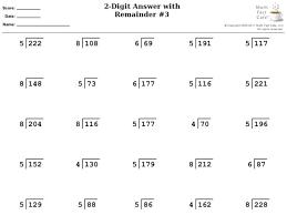 long division practice worksheet worksheets