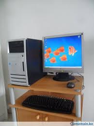 ordinateur bureau complet ordinateur de bureau complet a vendre 2ememain be