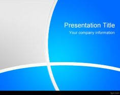 clean gray powerpoint template is a free abstract ppt template