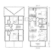Bugalow 49 by Ansley Ii Bungalow Floor Plan Tightlines Designs