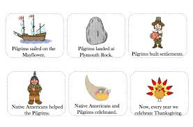 thanksgiving vocabulary packet