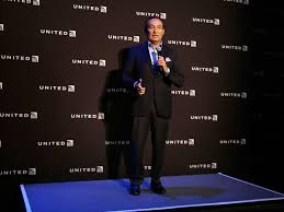 Airline Management Jobs United Ceo Munoz Is Leading The Company U0027s Turnaround Business
