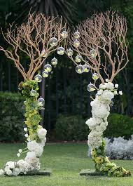 wedding arch grapevine weddingwednesday manzanita and driftwood and grapevine oh my