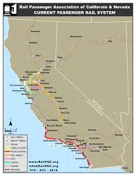 Amtrak Routes Maps by Issues U2013 Railpac
