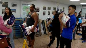 sdpd hosts 8th annual thanksgiving rice drive nbc 7 san diego