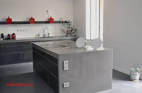 cuisine beton cire carrelage plan de travail pour cuisine pour idees de deco de