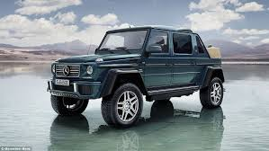 why are mercedes so expensive mercedes reveals s most expensive suv for 500 000 daily