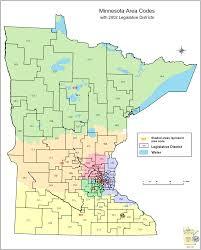 Wisconsin Area Code Map by Twin Cities Metro Area 13 County U2022 Mapsof Net
