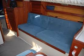 Boat Cushion Fabric How To Clean Interior Cushions Cruisers U0026 Sailing Forums