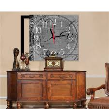 Canvas Painting For Home Decoration by Online Get Cheap Canvas Art Clock Aliexpress Com Alibaba Group
