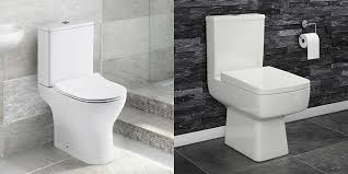 small toilet the best toilets for small bathrooms cloakrooms drench the
