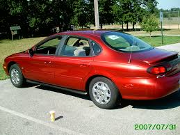 1998 ford taurus information and photos zombiedrive