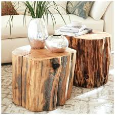 tree trunk coffee table tree trunk table base tree trunk table large size of coffee unique