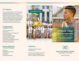 school brochure design templates 17 school brochure psd templates designs free premium templates
