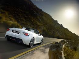 toyota convertible toyota ft 86 open concept leaks ahead of geneva fr s convertible